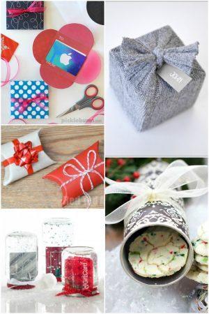 11 Genius Gift Wrapping Hacks