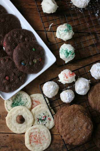 5 Easy Holiday Cookie Recipes