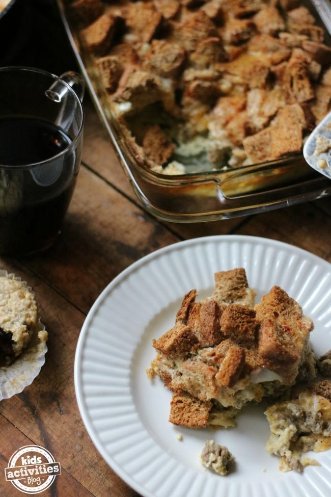 5 Breakfast Recipes for Christmas Morning!
