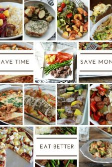 Meal Planning Made Easy with 5 Dinners in 1 Hour!