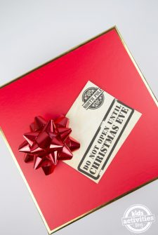 Christmas Eve Box Holiday Tradition