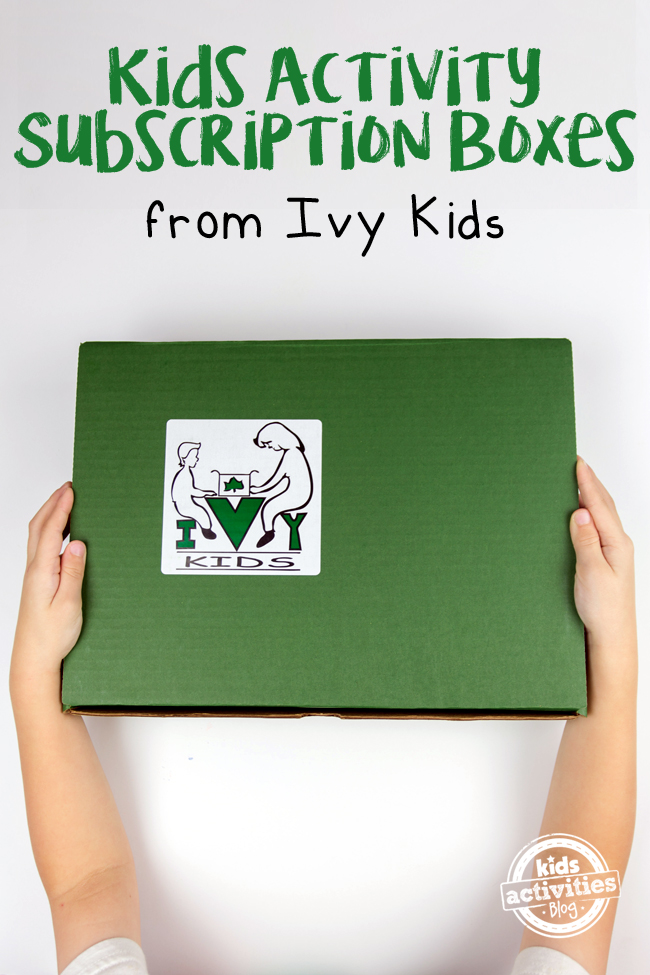 Kids Activity Subscription Boxes