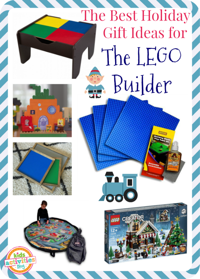 The best holiday gift ideas for the lego builder Gifts for home builders