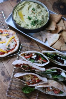5 Fun Ways to Enjoy Pita Bread