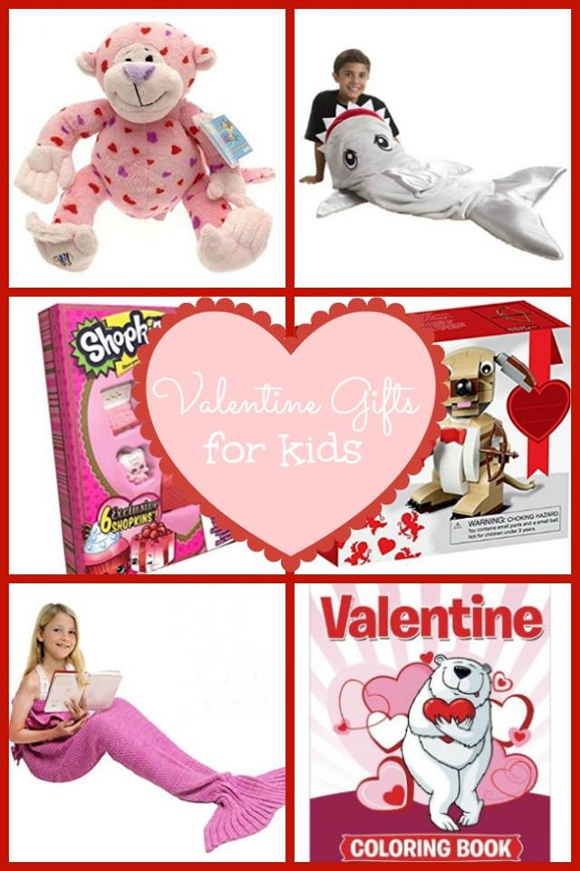 The best collection of Valentine's Gifts for Kids!