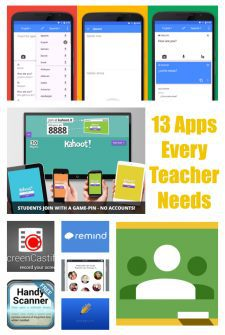 13 Apps Every Teacher Needs to Keep it Together this Year