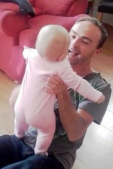 That Moment When A Baby Vomits Into Your Mouth…