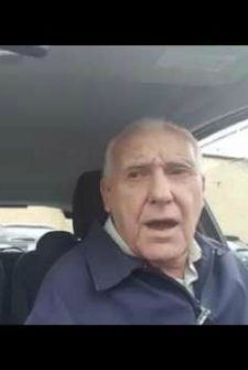 Man With Alzheimer's Sings In Car With His Son