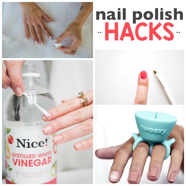 13 Nail Polish Hacks You Need In Your Arsenal