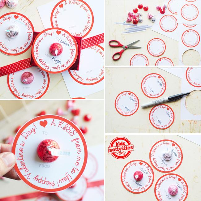 simple homemade valentine