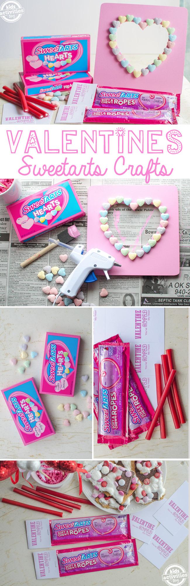sweetarts hearts craft