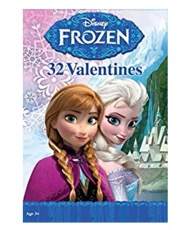 These Frozen Valentine cards are adorable Valentine's cards for kids!