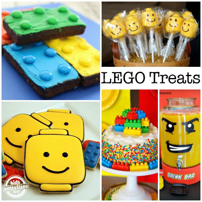 LEGO Treats
