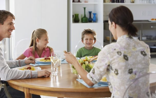 The Day We Changed Our Family Dinners
