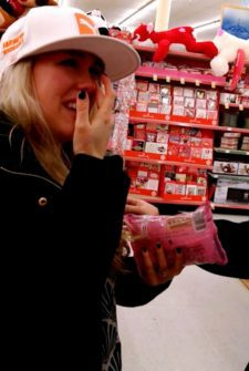 Pregnant Woman Cries In The Candy Aisle For The Funniest Reason