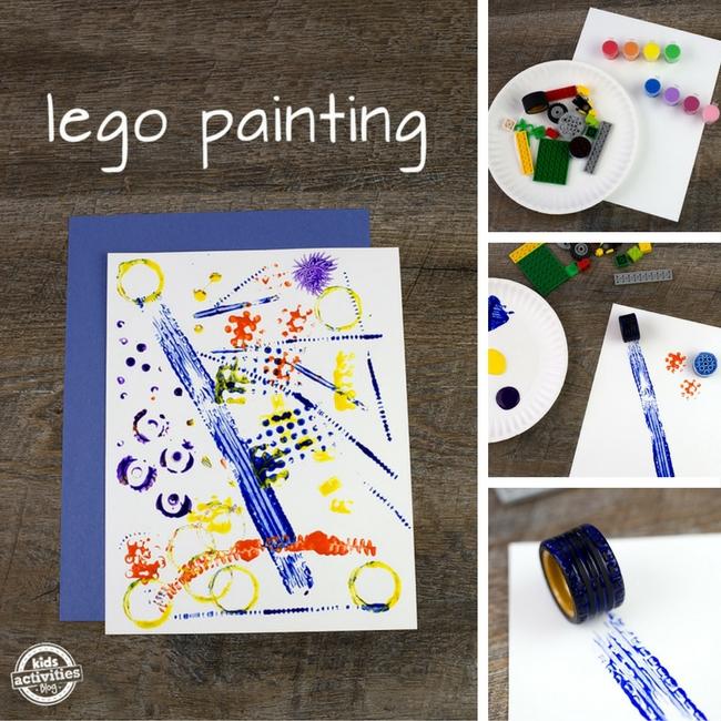 Lego Painting