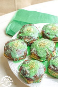 St Patricks Cinnamon Rolls Recipe