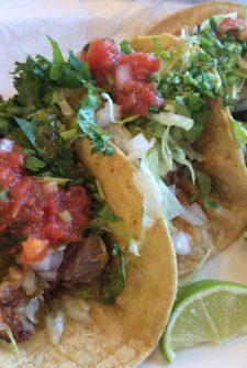 Three Step Soft Tacos