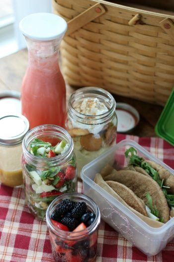 5 Ways to Spring into Spring with Picnic Foods