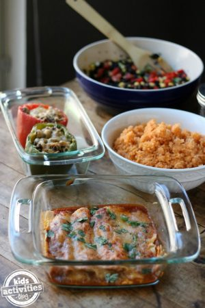 5 Yummy Tex-Mex Dinner Recipes Your Family Will Love