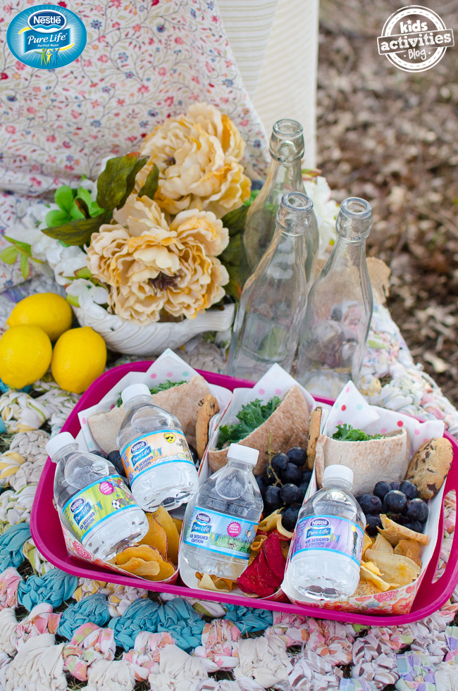 Pretty Picnic for Spring