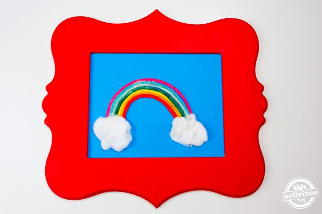 Rainbow Yarn Art