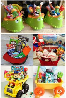 12 Creative Easter Basket Ideas