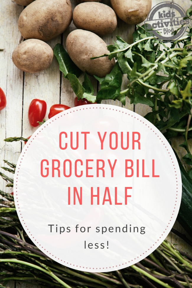 Slash Your Grocery Bill in Half
