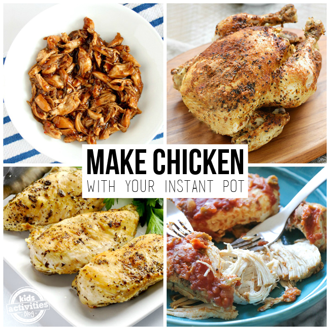 Instant pot recipes fullact trending stories with the for Chicken recipes for the instant pot