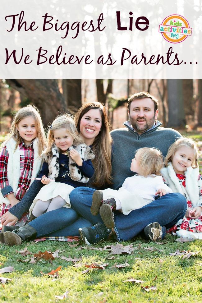 Lie Parents Believe
