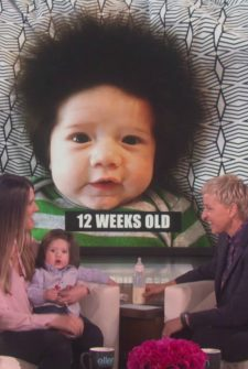 Baby Theo Was Born With Rockstar Hair, And It's Only Gotten More Epic!