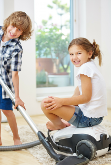 Getting Kids Started With Chores