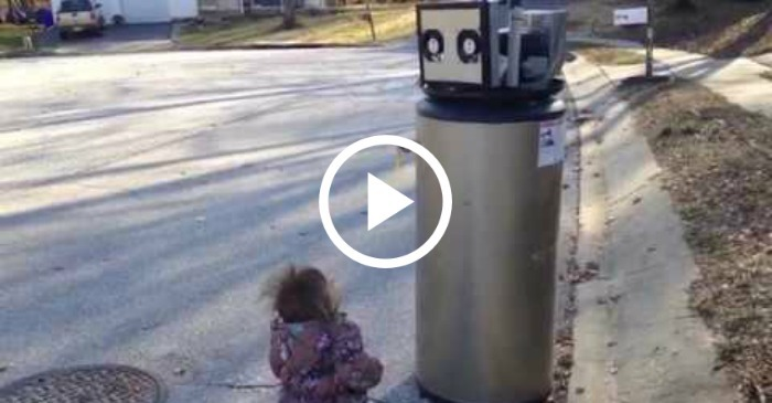 little girl meets robot Reddit- meet bromley the snuggle fluff 8484 158 adorable little girl mistakes broken water heater for a robot (iimgurcom) the robot learned the error of its ways and saves the little girl, sacrificing itself the little girl.