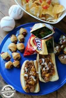 5 Perfect Baseball Foods to Start the Season