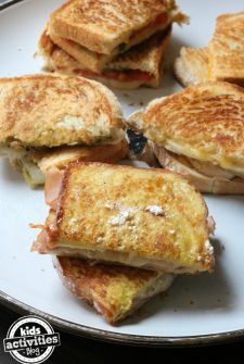 5 of the Best Grilled Cheese Sandwiches Ever!
