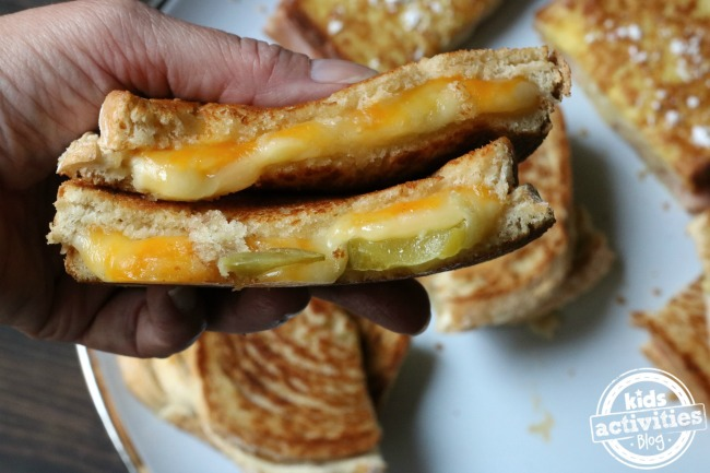 5 of the Best Grilled Cheese Sandwiches, Ever!