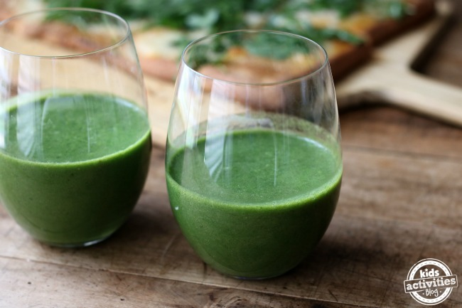 5 Yummy Green Earth Day Recipes