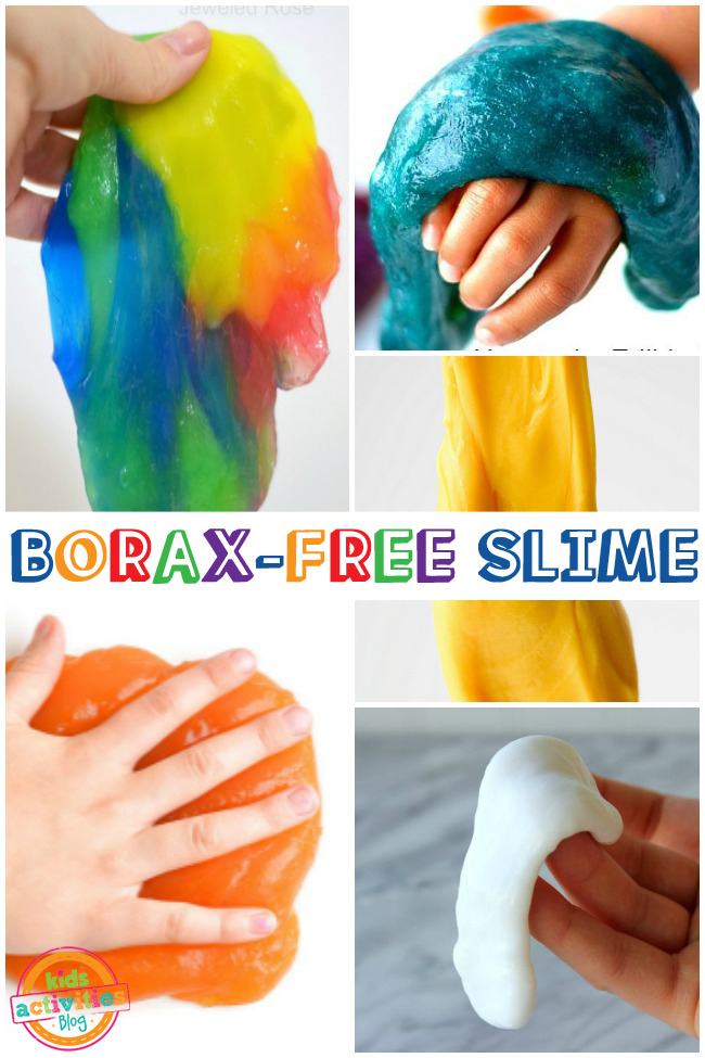 Borax Free Slime