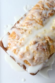 Sweet Cinnamon Roll Bread