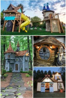 You Won't Believe These Epic Playhouses