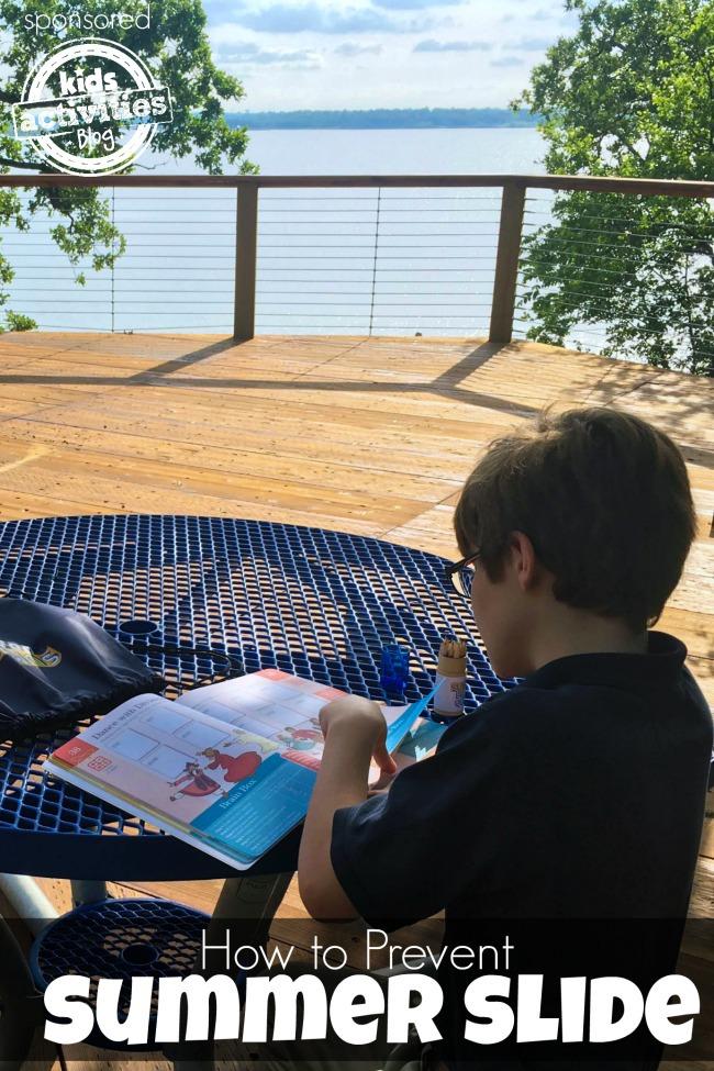 How to Prevent Summer Slide - Kids activities Blog