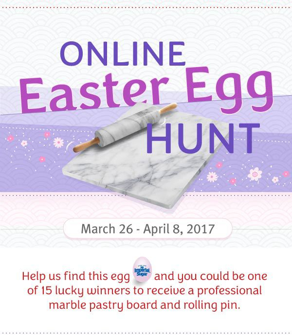 Online Easter Egg Hunt