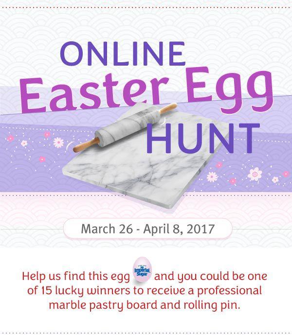 Online Easter Egg Hunt