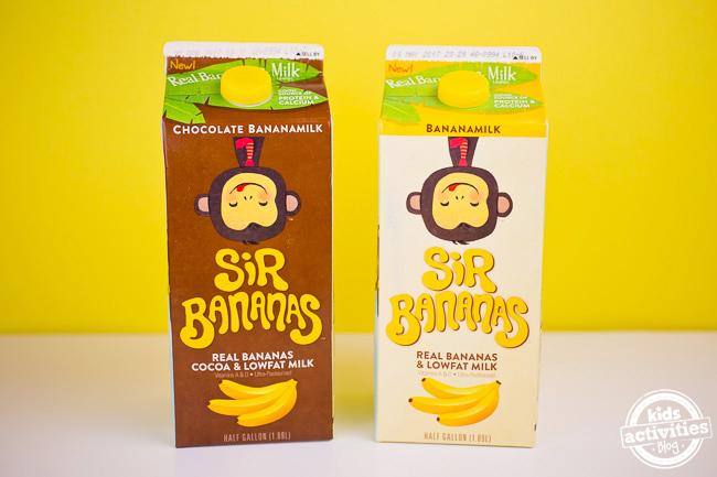 Sir Bananas Milk