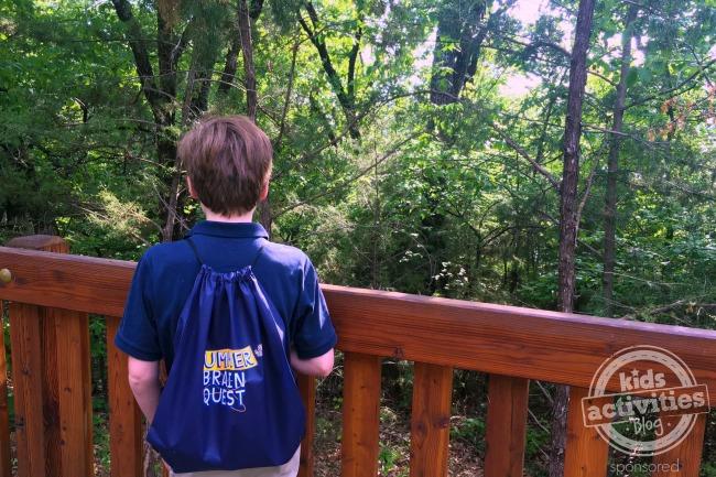 Summer Brain Quest outside fun