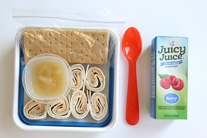 juicy juice lunch ideas