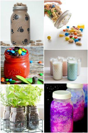31 Best DIY Mason Jar Ideas