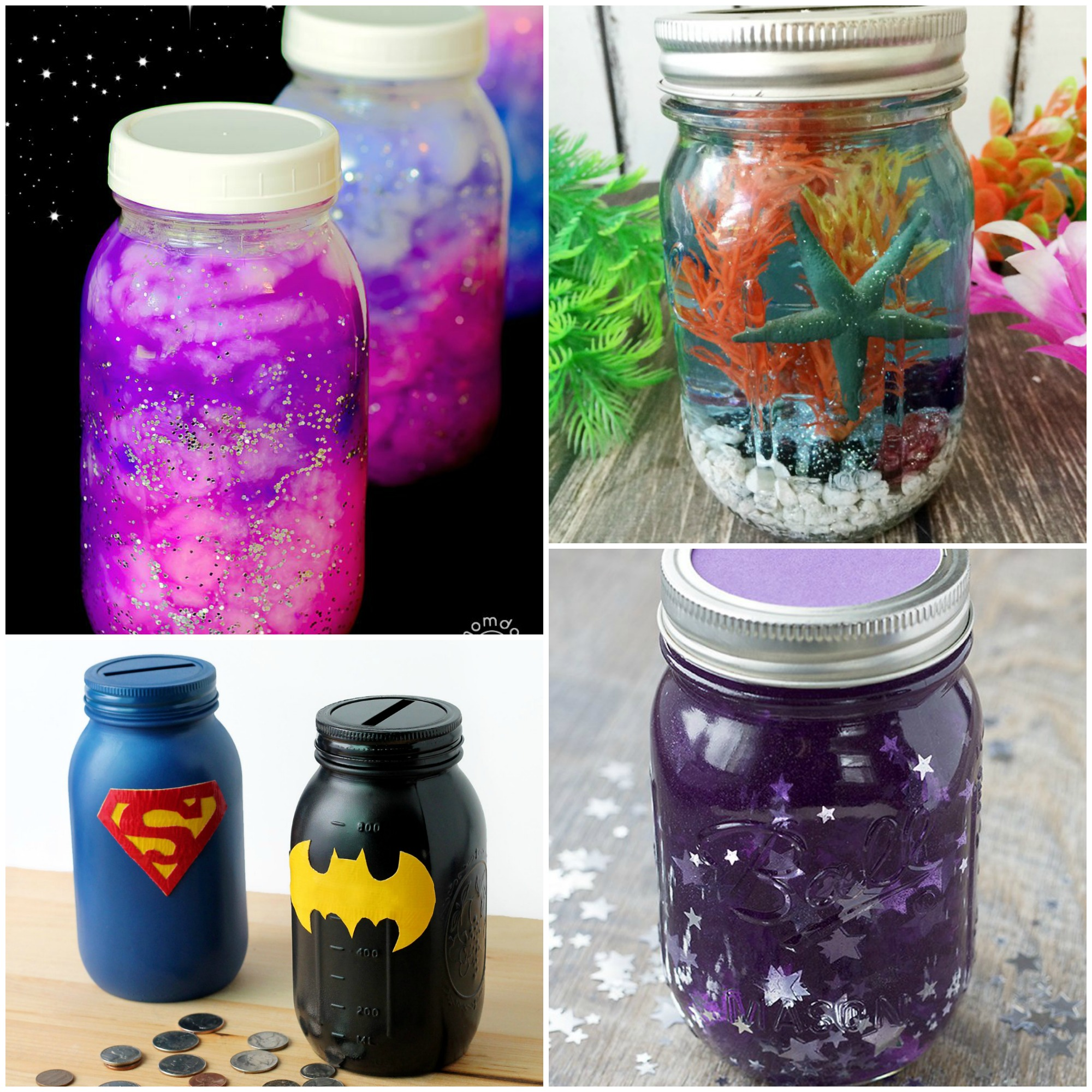 Diy Mason Jar Design Decorating Ideas: 31 Best DIY Mason Jar Ideas
