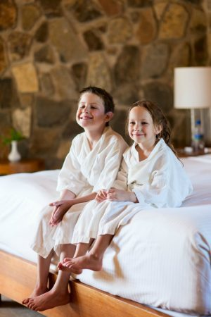 travel with bedwetting