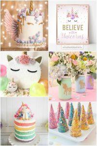 20 Epic Unicorn Party Ideas